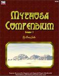 RPG Item: Mythosa Compendium, Volume I