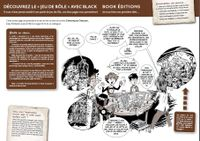 RPG Publisher: Black Book Éditions