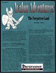 RPG Item: Avalon Adventures Vol 2 #09: The Forgotten Land