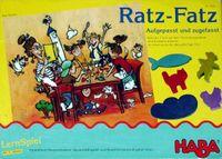 Board Game: Ratz-Fatz