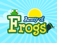 Video Game: Army of Frogs