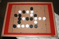 Board Game: Checkers Gomoku