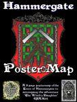 RPG Item: Hammergate Poster Map