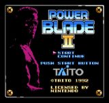 Video Game: Power Blade 2