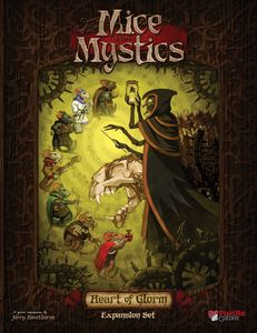 Mice and Mystics: Heart of Glorm Image
