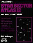 RPG Item: Star Sector Atlas 12: The Korellian Empire