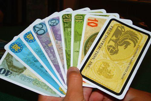 Board Game: Money!