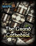 RPG Item: ArcKnight Maps: The Grand Cathedral