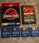 Video Game: Jurassic Park (Amiga & DOS)
