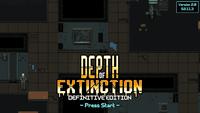 Video Game: Depth of Extinction