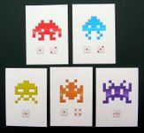 Board Game: 8-Bit Invaders