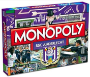 Board Game: Monopoly: RSC Anderlecht