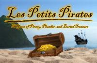 Board Game: Les Petits Pirates