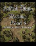 RPG Item: Critical Trails: Modular Forest 1
