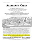 RPG Item: Footsteps of Fools Episode 08: Axomber's Crypt
