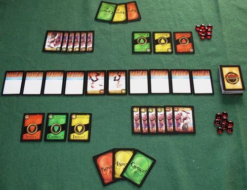 Board Game: Castaways of Deadmans Bay