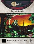 RPG Item: City of Secrets: The Adventurer's Guide to Nishanpur
