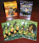 Board Game: Conan Collectible Card Game
