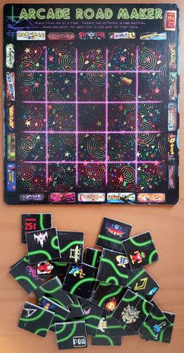 Board Game: Silk Road Maker
