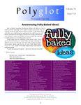 Issue: Polyglot (Volume 4, Issue 14 - Jan 2010)