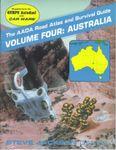 RPG Item: The AADA Road Atlas and Survival Guide, Volume Four: Australia