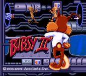 Video Game: Bubsy II