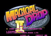 Video Game: Magical Drop II