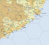 RPG Item: Atlas Hârnica Map E9