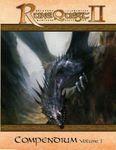 RPG Item: RuneQuest II Compendium Volume 1