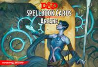 RPG Item: Spellbook Cards: Arcane