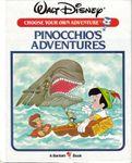 RPG Item: Pinocchio's Adventures