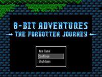 Video Game: 8-bit Adventures:  The Forgotten Journey