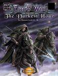 RPG Item: The Drow War, Book Three: The Darkest Hour
