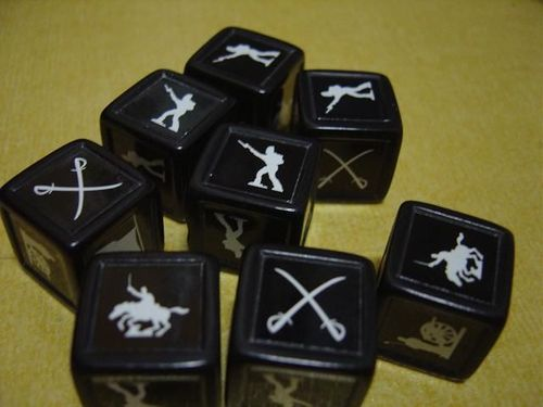 Board Game: Battle Cry