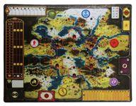 Board Game Accessory: Scythe: Neoprene Playmat