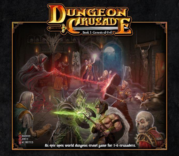 Dungeon Crusade Book I: Genesis of Evil