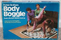 Board Game: Body Boggle