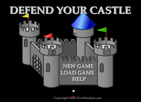 Video Game: Defend Your Castle