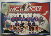 Board Game: Monopoly: Equipe de France