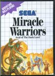 Video Game: Miracle Warriors: Seal of the Dark Lord