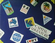 Board Game: Capital Adventure