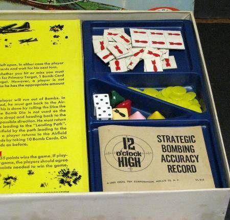 Board Game: 12 O'Clock High Game