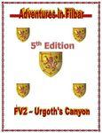 RPG Item: FV02: Urgoth's Canyon