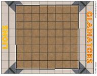 Board Game: Lions and Gladiators