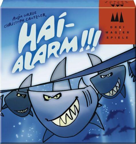 サメ警報:パッケージ