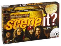 Board Game: Scene It? Pirates of the Caribbean