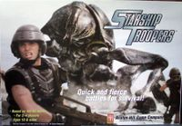 Board Game: Starship Troopers: Prepare For Battle!