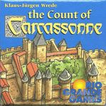 Board Game: Carcassonne: The Count of Carcassonne
