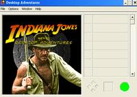 Video Game: Indiana Jones and his Desktop Adventures