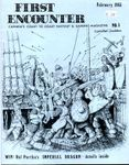 Issue: First Encounter (Issue 5 - Feb 1983)